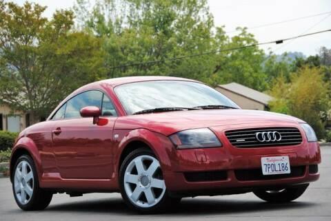 2002 Audi TT for sale at VSTAR in Walnut Creek CA