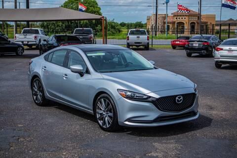 2018 Mazda MAZDA6 for sale at Jerrys Auto Sales in San Benito TX