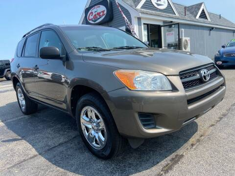 2010 Toyota RAV4 for sale at Cape Cod Carz in Hyannis MA