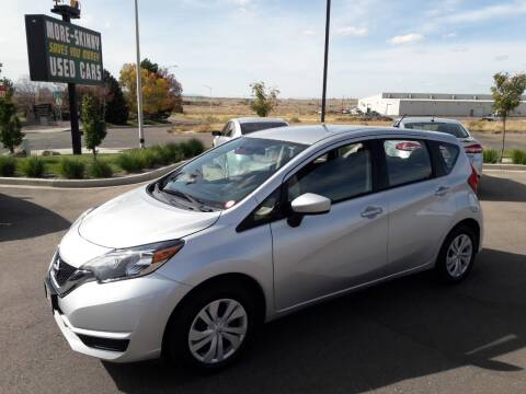 2014 Nissan Versa Note for sale at More-Skinny Used Cars in Pueblo CO
