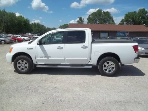 2009 Nissan Titan for sale at BRETT SPAULDING SALES in Onawa IA