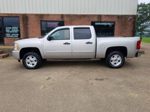 2009 Chevrolet Silverado 1500 for sale at Frontline Auto Sales in Martin TN