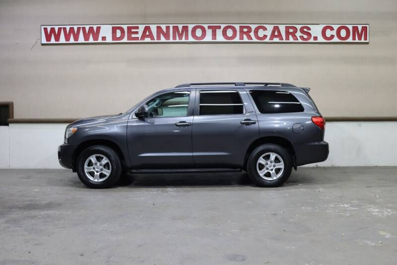 2014 Toyota Sequoia for sale at Dean Motor Cars Inc in Houston TX