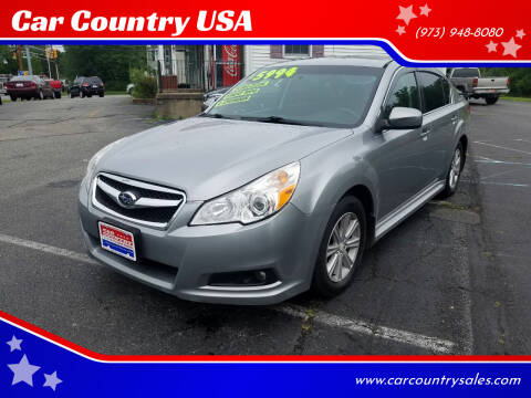 2011 Subaru Legacy for sale at Car Country USA in Augusta NJ