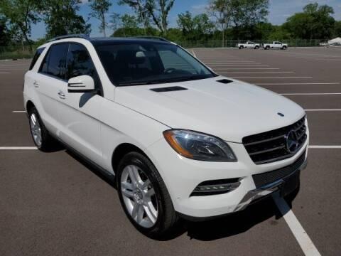 2014 Mercedes-Benz M-Class for sale at CON ALVARO ¡TODOS CALIFICAN!™ in Columbia TN
