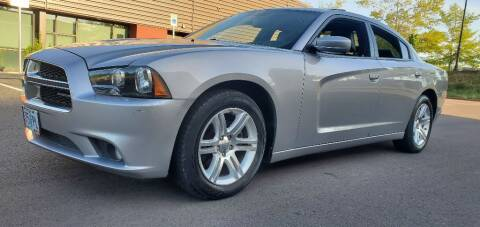 2011 Dodge Charger for sale at VIking Auto Sales LLC in Salem OR