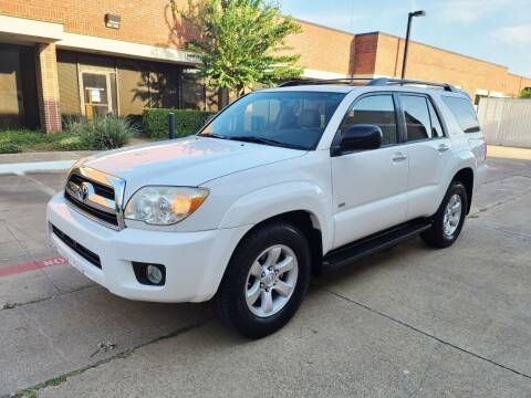 2007 Toyota 4Runner for sale at DFW Autohaus in Dallas TX