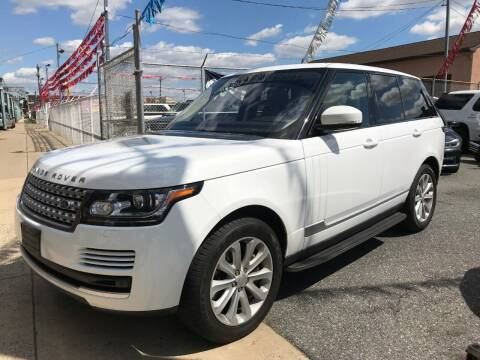 2016 Land Rover Range Rover for sale at The PA Kar Store Inc in Philladelphia PA