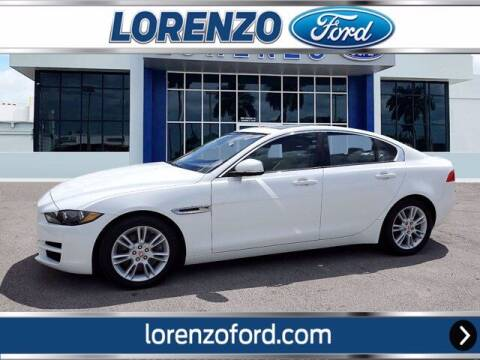 2017 Jaguar XE for sale at Lorenzo Ford in Homestead FL
