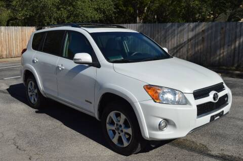 2011 Toyota RAV4 for sale at Coleman Auto Group in Austin TX