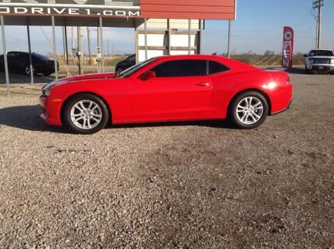 2015 Chevrolet Camaro for sale at Drive in Leachville AR