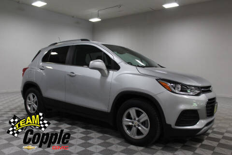 2018 Chevrolet Trax for sale at Copple Chevrolet GMC Inc in Louisville NE