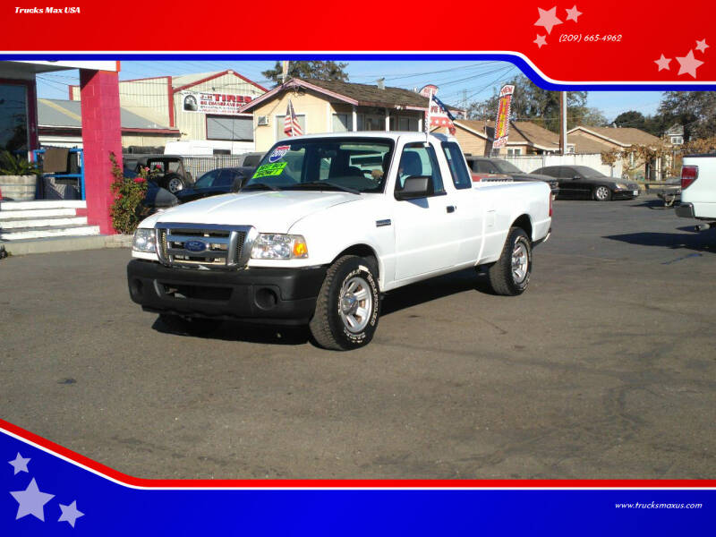 2010 Ford Ranger for sale at Trucks Max USA in Manteca CA