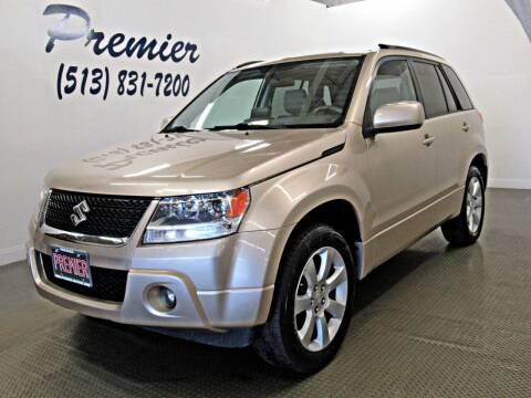2012 Suzuki Grand Vitara for sale at Premier Automotive Group in Milford OH