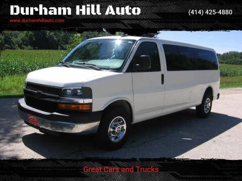 2016 Chevrolet Express Passenger for sale at Durham Hill Auto in Muskego WI
