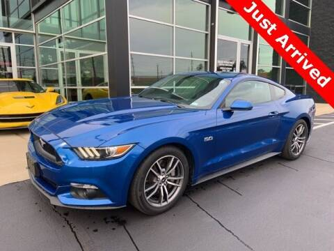 2017 Ford Mustang for sale at Autohaus Group of St. Louis MO - 40 Sunnen Drive Lot in Saint Louis MO