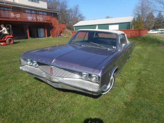 1968 Chrysler Newport for sale in Cadillac, MI