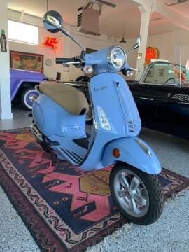 2017 Vespa 150lx for sale at Milpas Motors in Santa Barbara CA