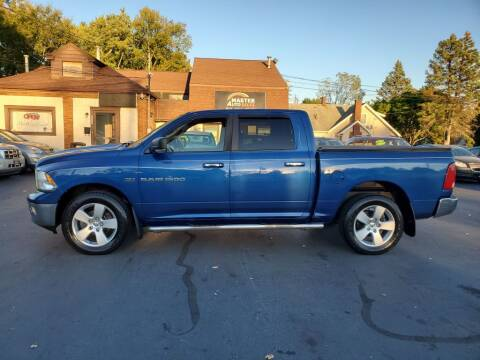 2011 RAM Ram Pickup 1500 for sale at Master Auto Sales in Youngstown OH