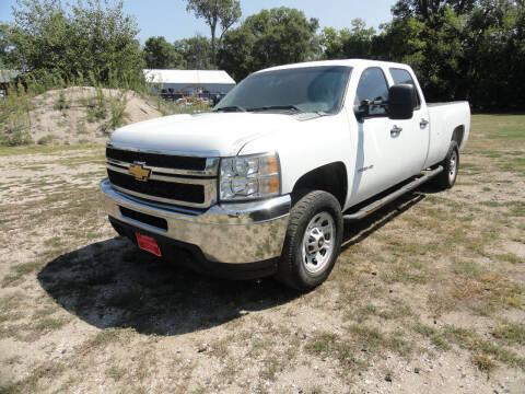 2012 Chevrolet Silverado 2500HD for sale at John's Auto Sales in Council Bluffs IA