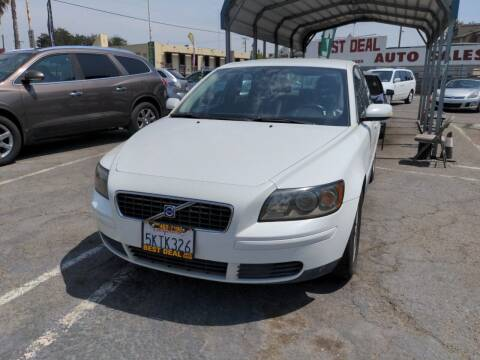 2005 Volvo S40 for sale at Best Deal Auto Sales in Stockton CA