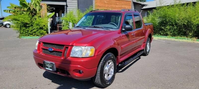2004 Ford Explorer Sport Trac for sale at Persian Motors in Cornelius OR