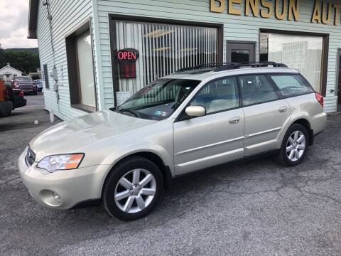 2006 Subaru Outback for sale at Superior Auto Sales in Duncansville PA