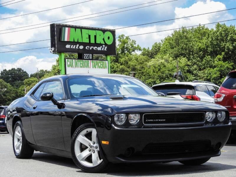 2012 Dodge Challenger for sale in Smyrna, GA