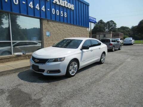 2016 Chevrolet Impala for sale at 1st Choice Autos in Smyrna GA