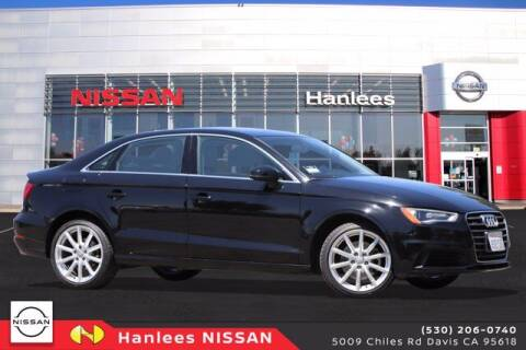 2015 Audi A3 for sale at Hanlees Davis Nissan Chevrolet in Davis CA