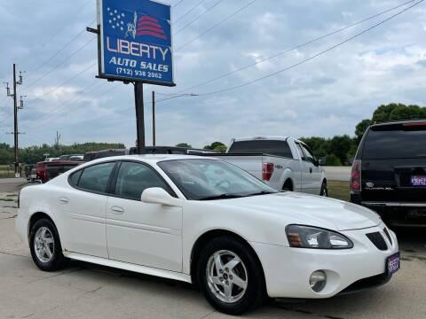 2004 Pontiac Grand Prix for sale at Liberty Auto Sales in Merrill IA