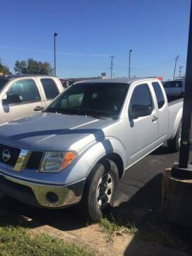 2008 Nissan Frontier for sale at Auto Credit Xpress - Jonesboro in Jonesboro AR