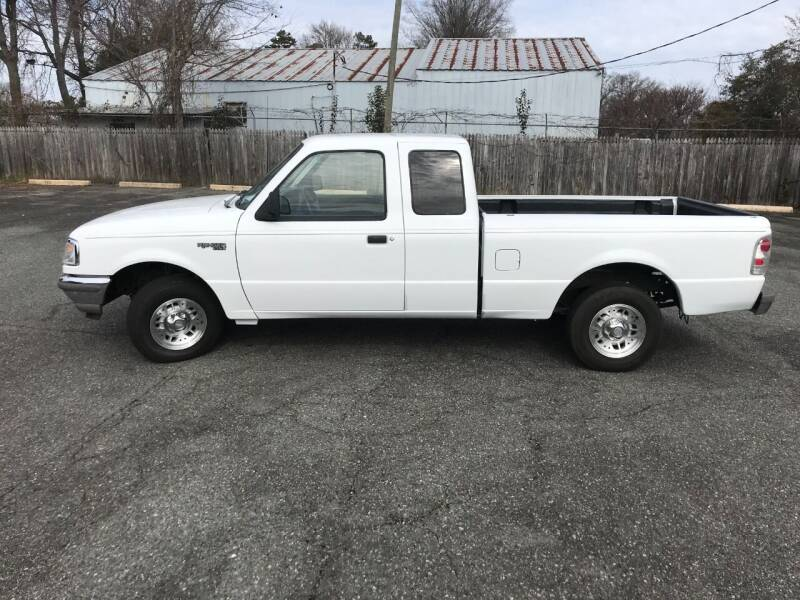 1993 Ford Ranger for sale at Mike's Auto Sales of Charlotte in Charlotte NC