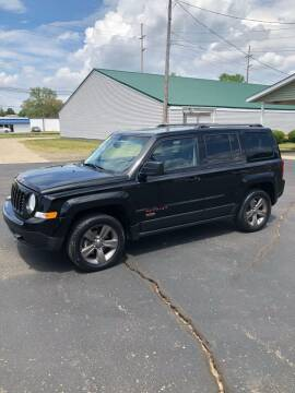 2017 Jeep Patriot for sale at Austin Auto in Coldwater MI