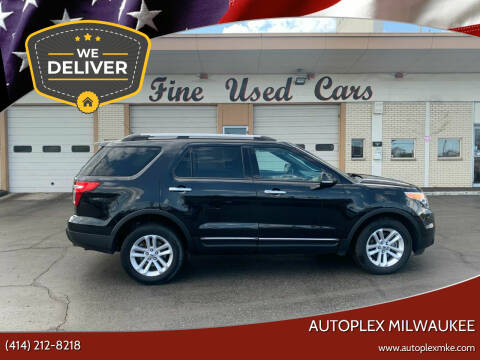 2015 Ford Explorer for sale at Autoplex Milwaukee in Milwaukee WI