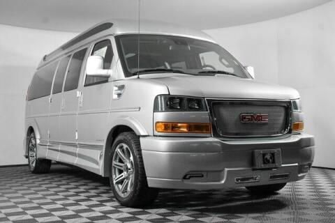 2020 GMC Savana Cargo for sale at Washington Auto Credit in Puyallup WA