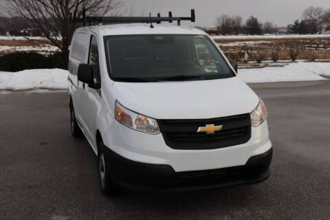 2017 Chevrolet City Express Cargo for sale at Big O Auto LLC in Omaha NE