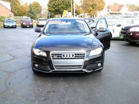 2010 Audi A4 for sale at JIMS AUTO MART INC in Milwaukee WI
