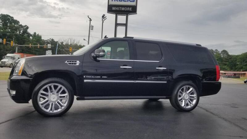 2008 Cadillac Escalade ESV for sale at Whitmore Chevrolet in West Point VA