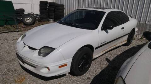 2002 Pontiac Sunfire for sale at PUTNAM AUTO SALES INC in Marietta OH