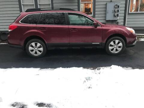 2011 Subaru Outback for sale at GDT AUTOMOTIVE LLC in Hopewell NY