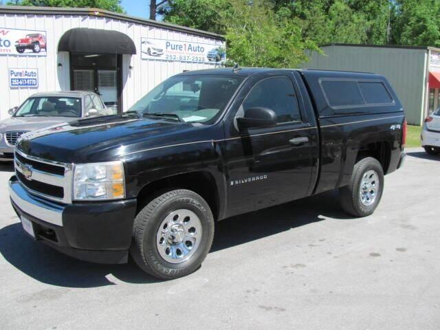 2008 Chevrolet Silverado 1500 for sale at Pure 1 Auto in New Bern NC