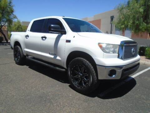 2012 Toyota Tundra for sale at COPPER STATE MOTORSPORTS in Phoenix AZ