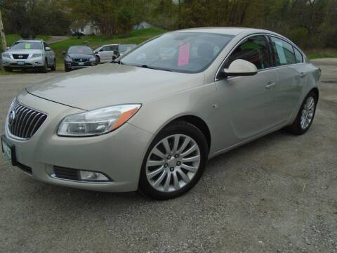 2011 Buick Regal for sale at Wimett Trading Company in Leicester VT