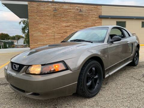 2002 Ford Mustang for sale at Prime Auto Sales in Uniontown OH