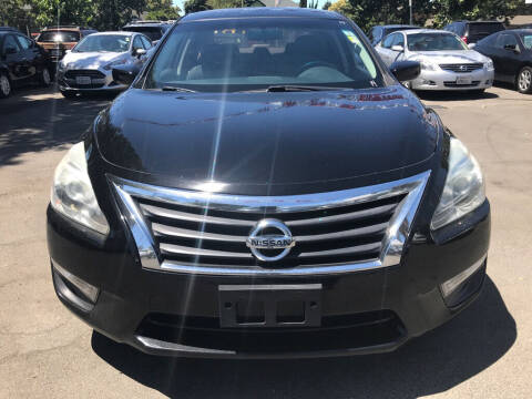 2014 Nissan Altima for sale at EXPRESS CREDIT MOTORS in San Jose CA