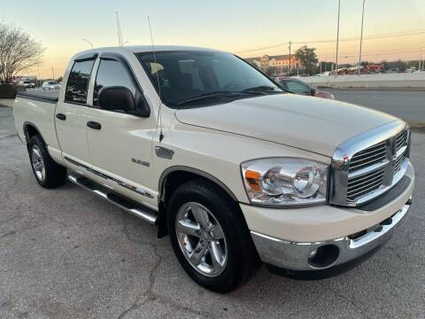 2008 Dodge Ram Pickup 1500 for sale at Austin Direct Auto Sales in Austin TX