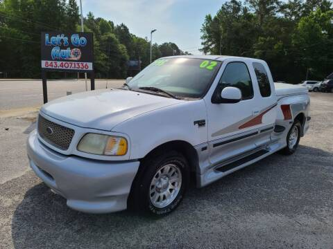 2002 Ford F-150 for sale at Let's Go Auto in Florence SC