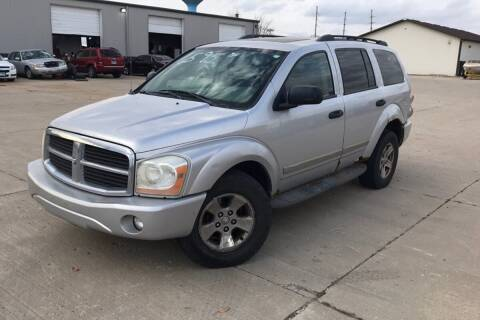 2004 Dodge Durango for sale at WEINLE MOTORSPORTS in Cleves OH
