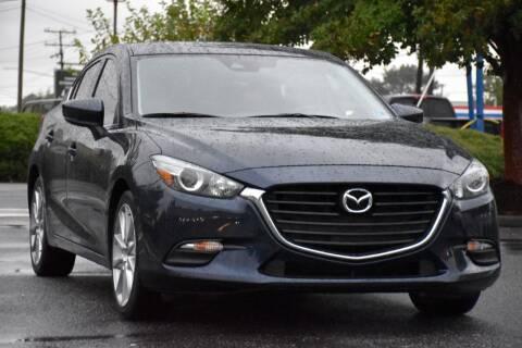 2017 Mazda MAZDA3 for sale at Wheel Deal Auto Sales LLC in Norfolk VA